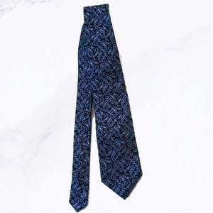 Brooks Brother's Makers Blue Paisley Tie